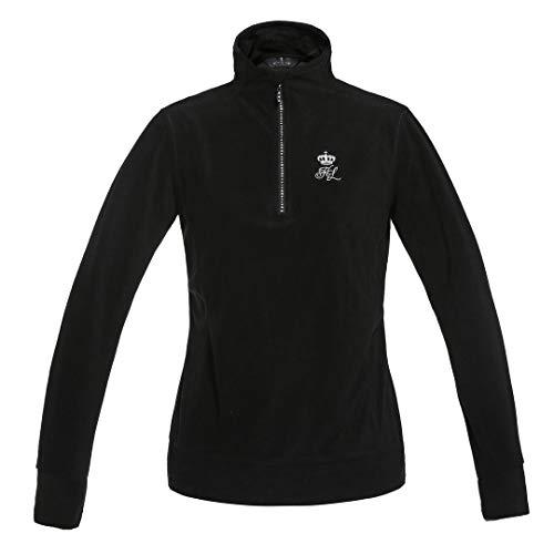Kingsland Fleece-Pullover Damen Latticia Größe: XS Farbe: Purple