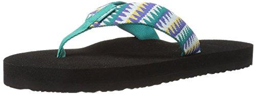 teva-mush-ii-womens-sandals-uk-6-tuk-tuk-tropic-teal