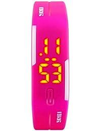 METLIFE 1099 Unisex relojes de las mujeres del deporte al aire libre femenino reloj de pulsera digital resistente al agua