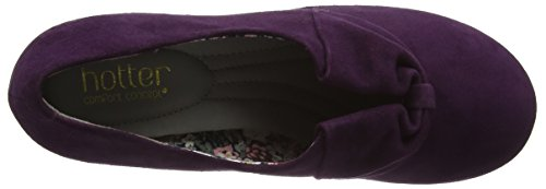 Hotter Donna, Escarpins femme Violet - Purple (Plum)