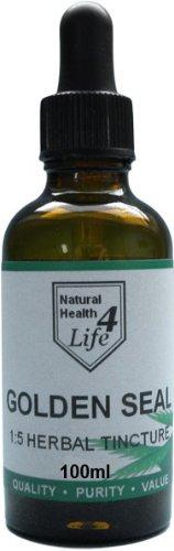 Goldenseal / Golden Seal Herbal Tincture 100ml