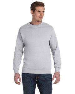 Gildan Heavy Blend Sweatshirt mit Rundhalsausschnitt XXL,Aschgrau