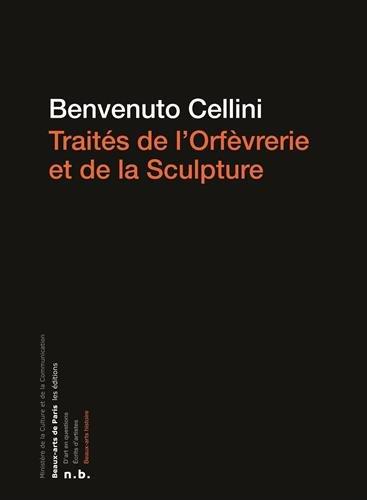 Traités de l'orfèvrerie et de la sculpture