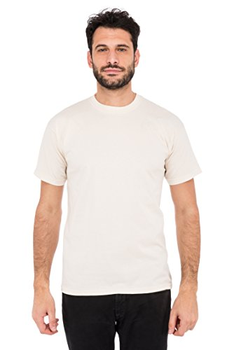 Fruit of the Loom Herren T-Shirt Valueweight T Grau (Grey 60)
