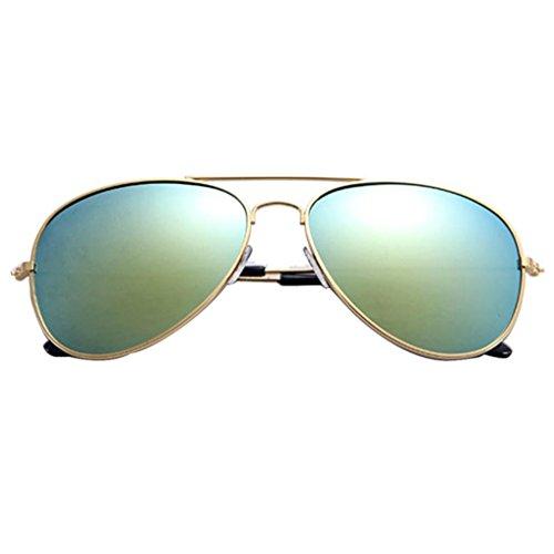 Hochwertige Fahren Sonnenbrille,Ronamick Herren und Frauen Ultra Leicht Metall Rahmen verschiedene Farben/Modelle wählbar (D)