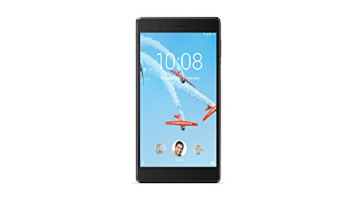 Lenovo Tab 7 Tablet  6.98 inch, 16 GB, Wi Fi + 4G LTE, Voice Calling  Black Tablets