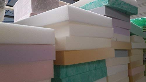 1 plaque en mousse à froid - De qualité supérieure - Pour matelas en mousse de 60 x 40 x 6 cm
