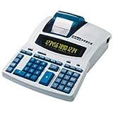 Ibico - calculadora impresora 14 digitos pantalla 2 colores 23x30x9,2 cm