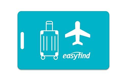 Kofferanhänger mit easyfind-Verlustschutz