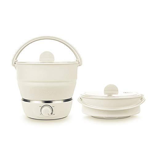 Drizzle Fornello Elettrico Pieghevole Comprimibile Per Ufficio Acqua Calda Bollitore Portatile Viaggio Pot