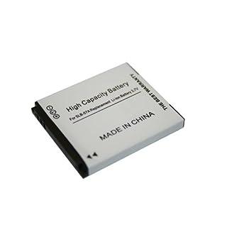 Akku für Samsung SLB-07A   Samsung PL150, ST50, ST550, TL90, TL100, TL210, TL220, TL225