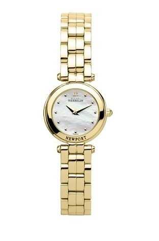 Ladies Michel Herbelin Newport Yacht Club Mini Watch 17455/BP19