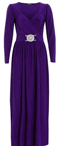 RIDDLEDWITHSTYLE - Robe - Femme * taille unique Violet
