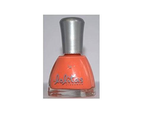 Vernis N°43B Saumon oranger nail polish collection Lolitas
