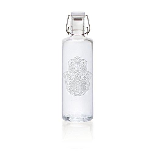 Soulbottle Flasche, Glas, transparent, 1 Liter -