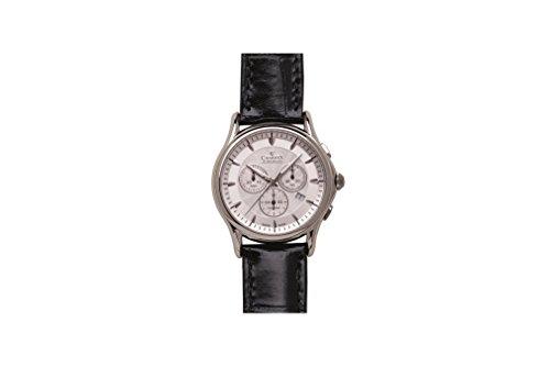 Charmex Reloj los Hombres Silverstone Cronógrafo 2680