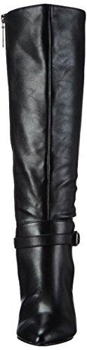 S.oliver - 25516, Bottes Femme Noir (noir (noir 001))