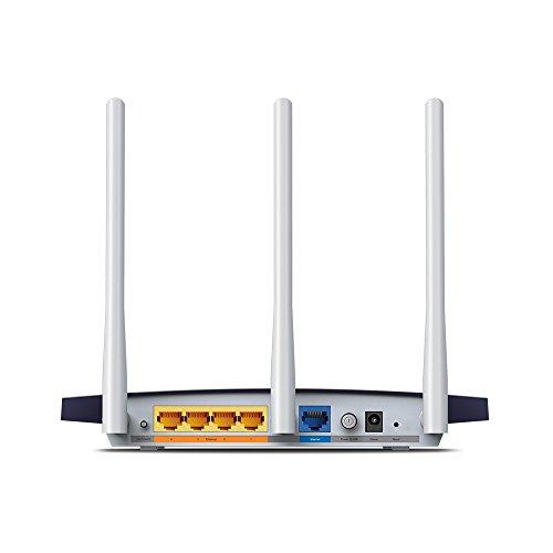 TP-Link TL-WR1043N Wireless N Gigabit Router (Blue)