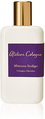 Atelier Cologne Mimosa Indigo for Unisex, 3.3 oz Cologne Absolue Spray