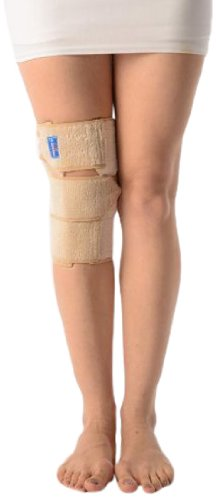 Vissco Elastic Knee Support  - Small  available at amazon for Rs.179