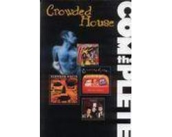 The Complete Crowded House: The Complete Chordbook