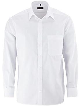 eterna Übergrößen 72er Arm Herren Hemd in extralang