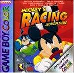 Gameboy Disney Spiele (Mickey's Racing Adventure)