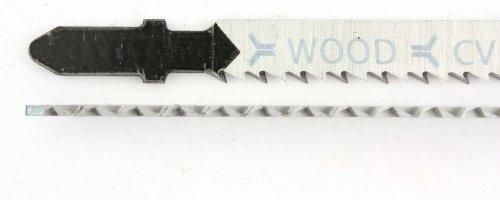 5 MPS Stichsägeblätter splitterfreier Schnitt, umgekehrte Verzahnung 2,5/132mm -