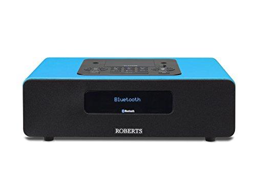 e65 Marine Teal (DAB+/FM/Bluetooth/Lightning-Dock) 2.1 Soundsystem mit Fernbedienung blau ()