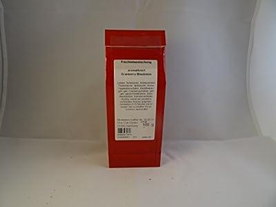Früchteteemischung aromatisiert Cranberry-Blaubeere von Cha Cult GmbH bei Gewürze Shop