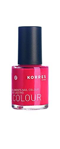 Korres Vernis à ongles couleur, corail 11 ml