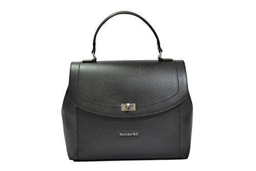 Nero Giardini accessori Bauletto borsa donna nero 3331 A643331D