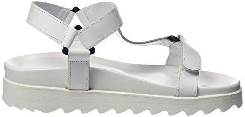SIXTY SEVEN Sixtyseven 77401-Scarpe per Abbigliamento da Donna Bianco (Blanco/Negro/Blanco)