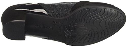GRÜNLAND  Sc3555, Damen Pumps, schwarz - schwarz - Größe: Schwarz