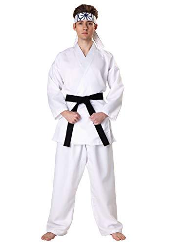 Karate Kostüm Daniel Kid - SSCO Pak Inds Karate Kid Daniel San Fancy Dress Costume X-Small