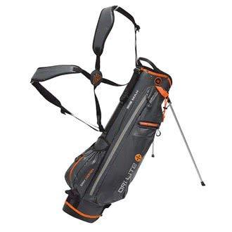 "Big Max Golfbag \""Standbag Dri Lite 7\"" orange (506) 0"