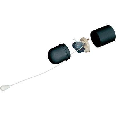 Douille avec interrupteur à tirette intégré