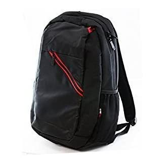 Navitech schwarzer Laptop / Tablet / Rucksack für die JINYJIA E-SHOP