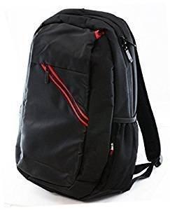 Navitech Black Laptop / Tablet / Notebook Carry Backpack Ruksack