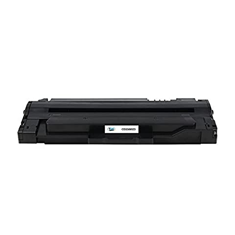 Cool Toner 593-10961 Compatible Toner Cartridge For Dell 1130 1130N 1133 1135N 2,500 Pages, Black 593-10961