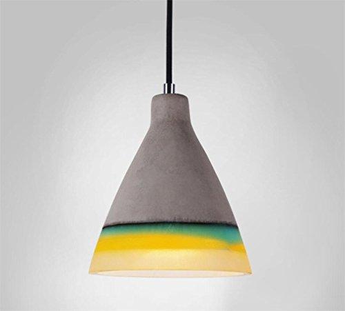 7e89fdb05a86 LUCKY CLOVER-A Modern Resin Ceiling Light Pendant Light Chandelier