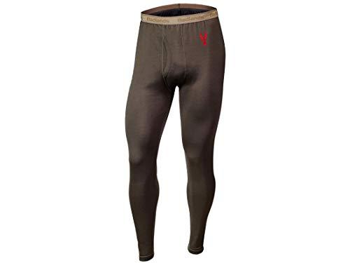 Midweight Wolle Lange Unterwäsche (Badlands Ovis Lange Unterwäsche unten, Farbe: Stone, Größe: M (blovitbllubm))