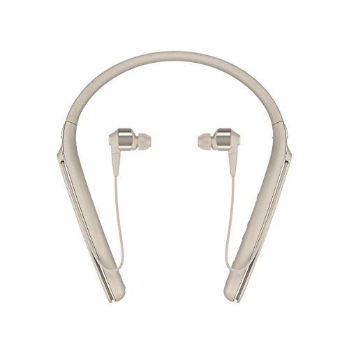 Sony WI-1000XN Ecouteur Tour de Nuque Bluetooth Réduction de Bruit - Champagne