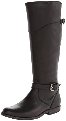 Frye Phillip Riding Cuir Botte Black