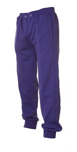 "Urban Classics pantalon de jogging: ""Straight Fit Sweatpants"" dans de nombreux coloris Gris - Grey - Lightgrey"