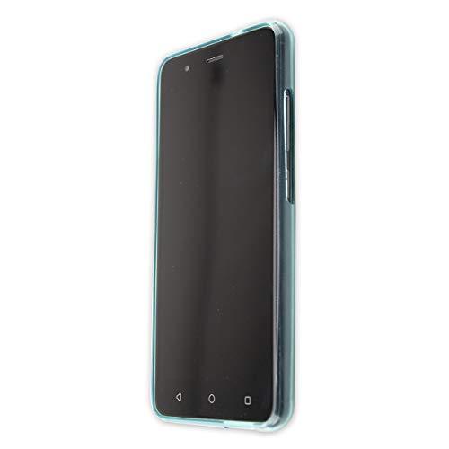 caseroxx TPU-Hülle für Gigaset GS270 / GS270 Plus, Tasche (TPU-Hülle in blau)