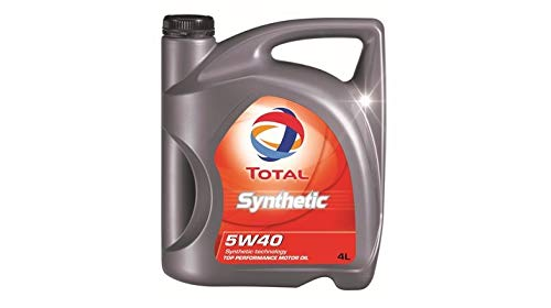 Lubrificante Total Synthetic 5W 40 4