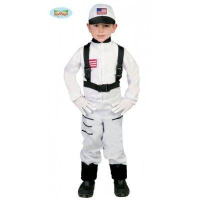 Kostüm von Astronaut (Größe 10-12 Jahre alt) (Kosmonauten-kostüm)