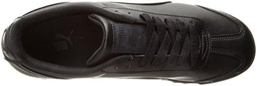 Puma Roma Basic, Sneaker uomo White-teamregalRed Black