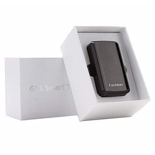 Mini-GPS-Tracker, GPS-Tracker, Diebstahlschutz, GPS-Tracker, SMS-Locator, Globale Echtzeit-Tracking, für Auto/Fahrzeug/Motorrad/Fahrrad/Kinder/Geldbörse/Dokumente/Taschen mit App für iOS und Android